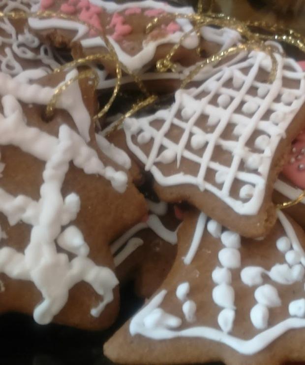 Pierniczki świąteczne - Pierniki