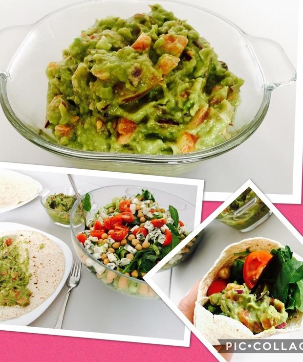 Guacamole - Przystawki i przekąski