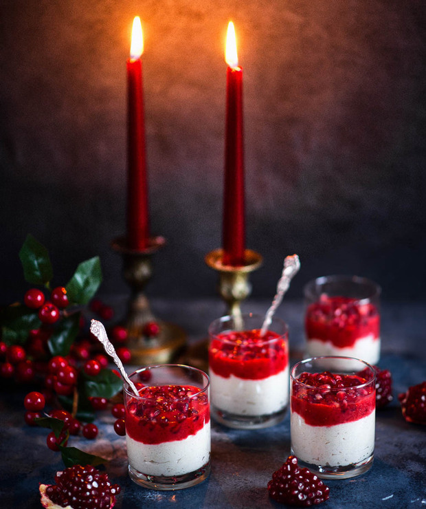 Deser jaglany  - Desery i ciasta