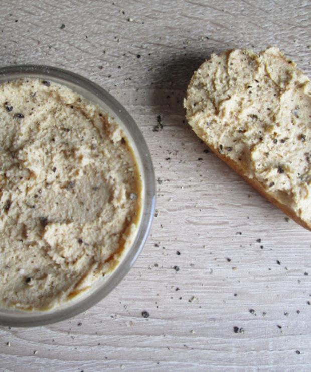 Hummus - Przystawki i przekąski