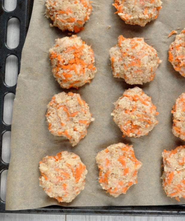 Kotleciki dorszowe z sosem koperkowo-cytrynowym - Dorsz