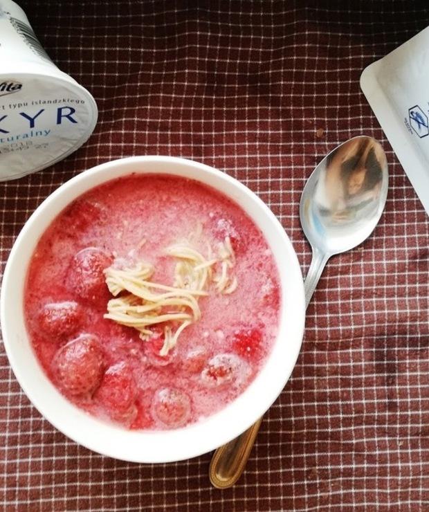 Proteinowa zupa owocowa+ FIT ZAGĘSTNIK DO ZUP! - Inne