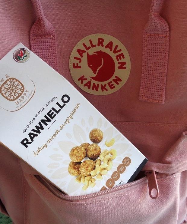Rawnello- orzechowy sposób na szkołę - Produkty