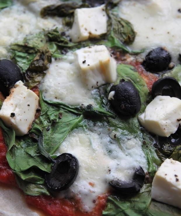 Pizza -przepis podstawowy- wersja II - Pizza i calzone