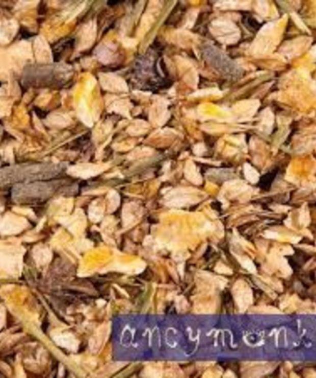 Placuszki z musli - Przystawki i przekąski