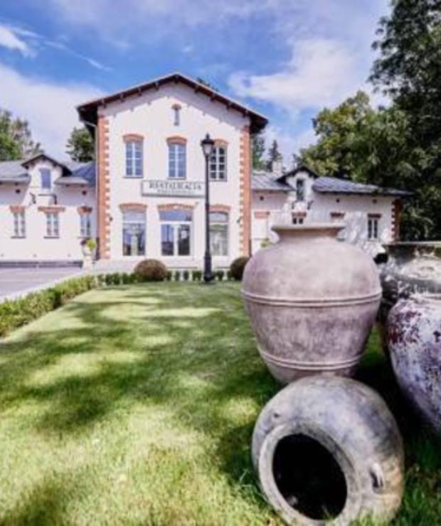 Pałac Mała Wieś pod Grójcem - czarujące miejsce niedaleko Warszawy - Lokale gastronomiczne