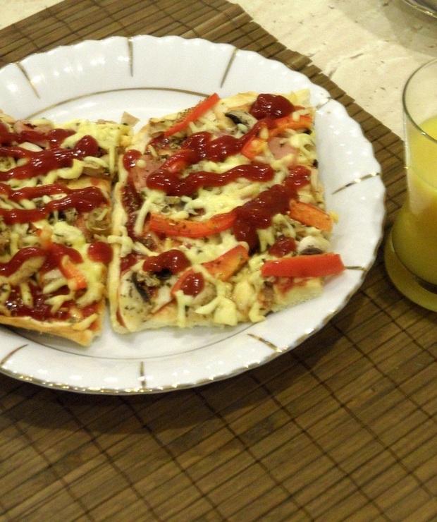 Pizza na cienkim cieście  - Pizza i calzone