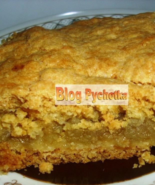 Ciasto Rajskie jabłuszko - Kruche