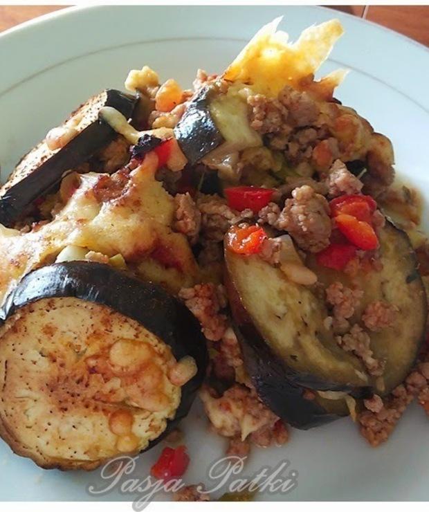 Bakłażanowa lasagne - Warzywa