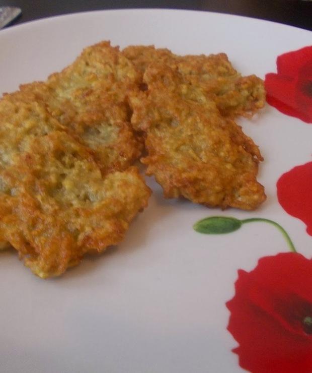 Placki ziemniaczane - Warzywa