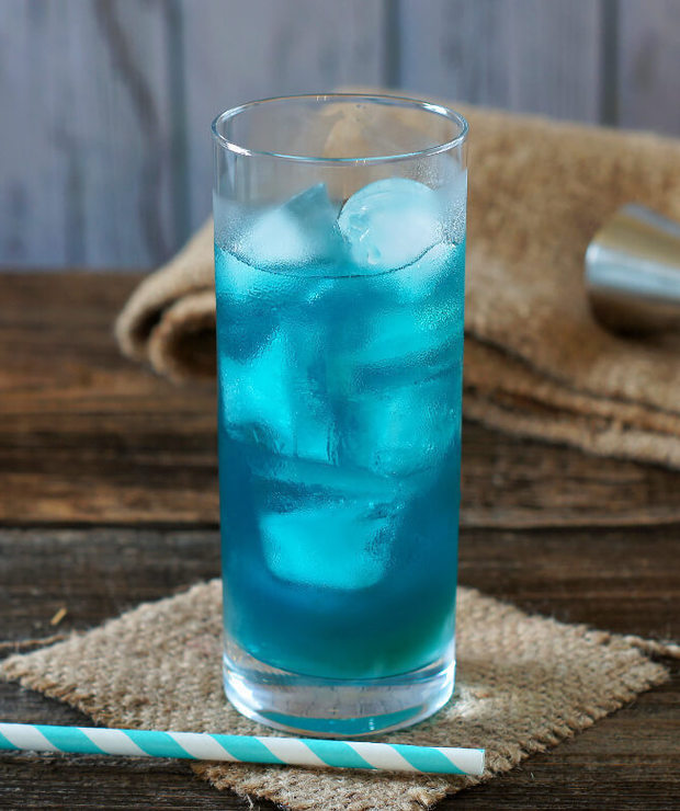 Malibu Pop - Alkoholowe