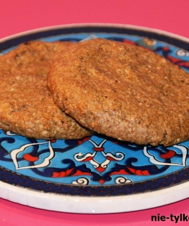 """Dietetyczne ciasteczka owsiane """"Otrębuski"""" (bez mąki, cukru i nabiału) - Ciastka"""