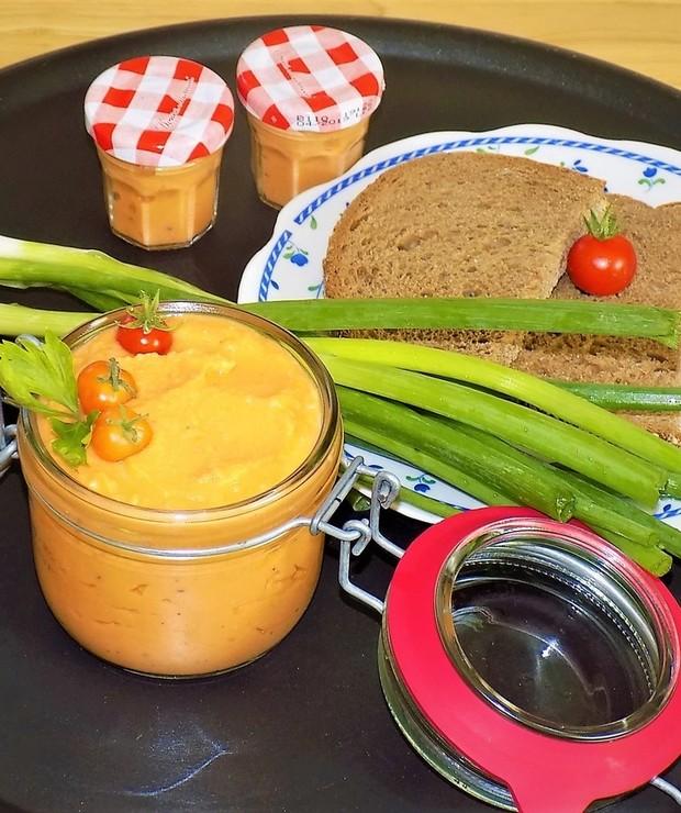 Humus z Cieciorki z Pomidorem i Oliwą z Awokado - Na zimno