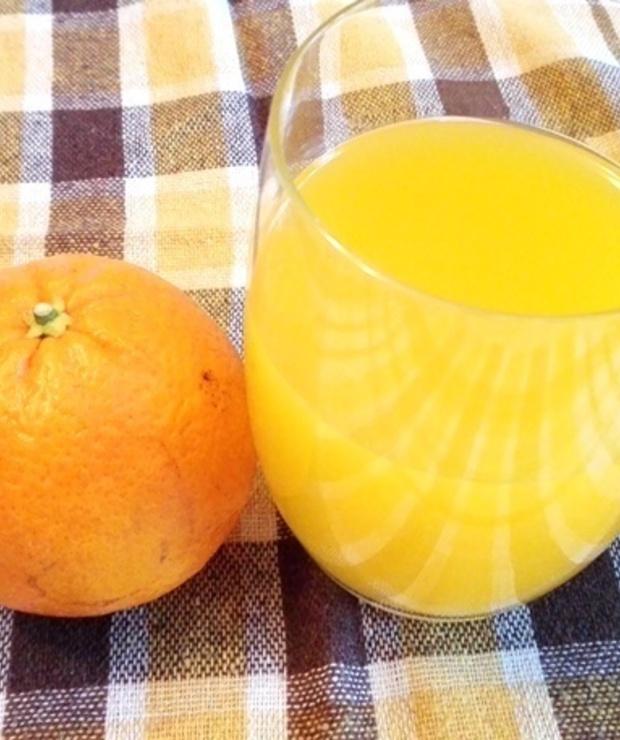Sok pomarańczowo-marchewkowy bez użycia wyciskarki/sokowirówki - Zimne