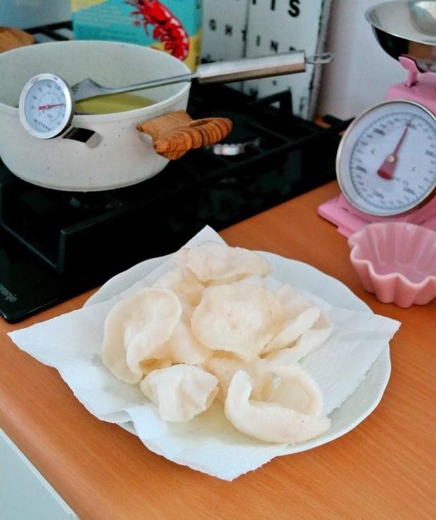 Jak usmażyć chipsy krewetkowe? - Produkty