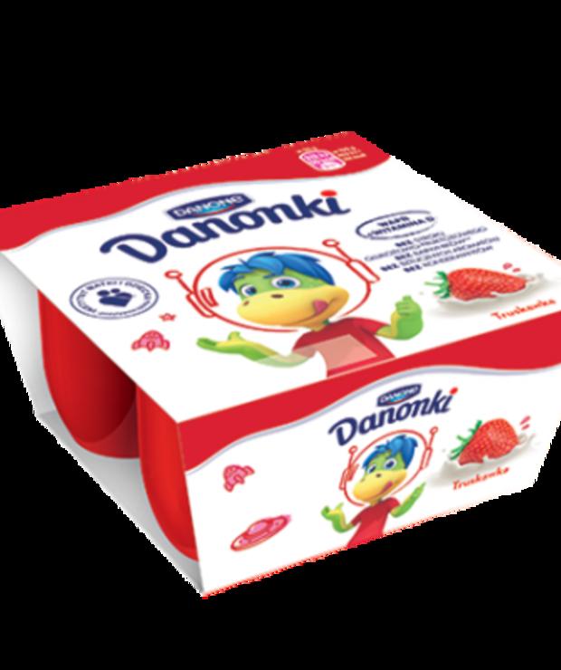 Nowe Danonki - nowe testowanie - Produkty