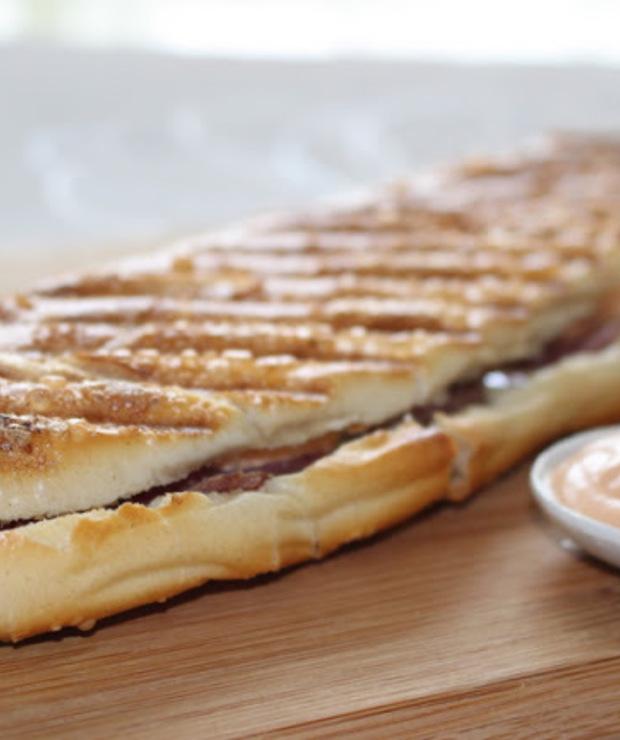 Panini - Kanapki i tosty