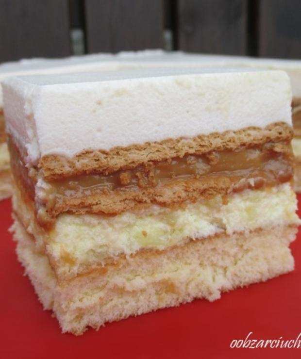 Ciasto szefa - Biszkopty