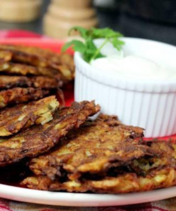 Jak zrobić pyszne i chrupiące placki ziemniaczane? - Warzywa
