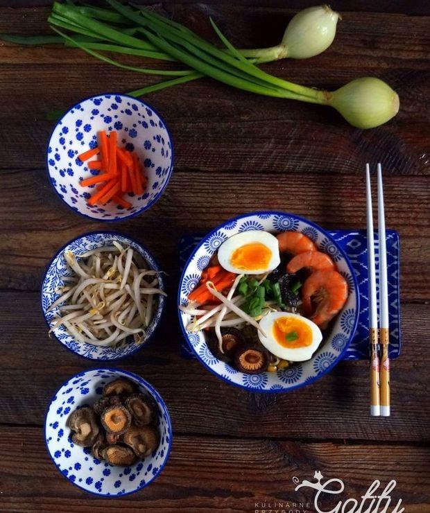 Zupa Soy Sauce Ramen Oyakata - Produkty