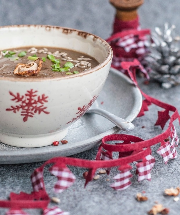 Zupa grzybowa świąteczna  - Inne