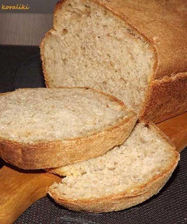 Szybki chleb pszenno-żytni - Chleby