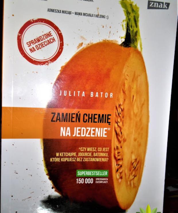 Zamień chemię na jedzenie - Produkty