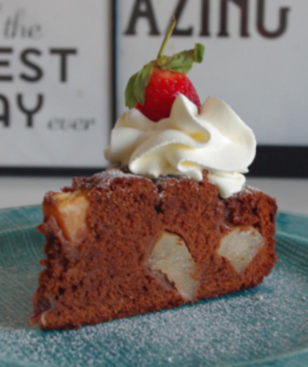 Najprostsze ciasto czekoladowe na świecie - Ucierane