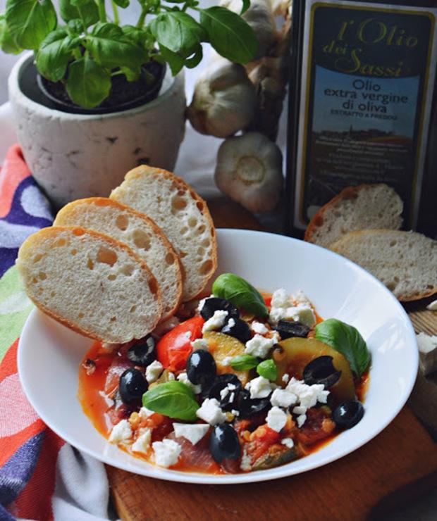 Zimowy kociołek warzywny z soczewicą - Jarskie