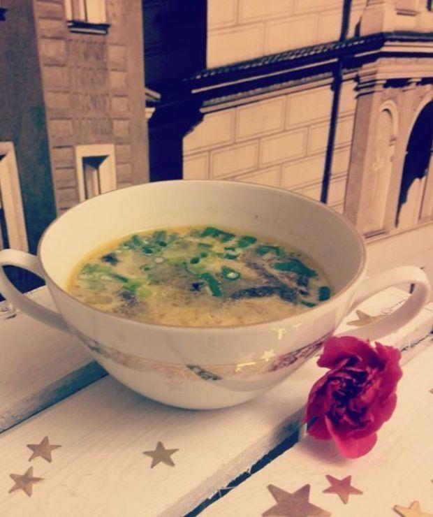 Zupa grzybowa świąteczna - Z warzywami