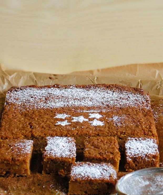 Ciasto Marchewkowe - Ucierane