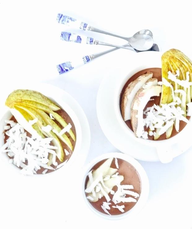 szybko, szybko: deser chia na mleczku kokosowym - Inne