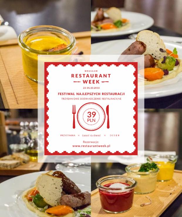 Restauant Week w My Corner: nie taki ten dzik zły - Lokale gastronomiczne