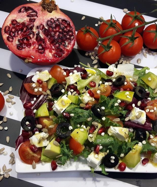 DIETA WEGETARIAŃSKA - Potrawy
