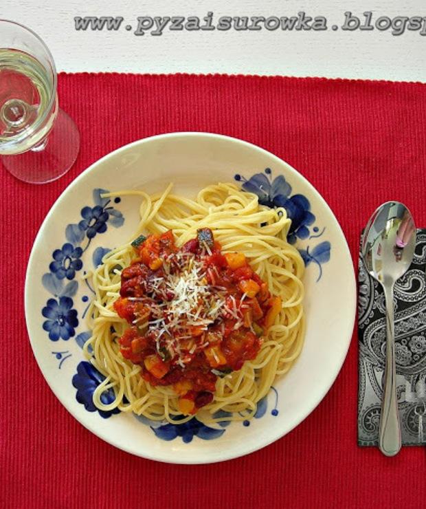 Spaghetti Agi - ulubione - Dania z makaronu