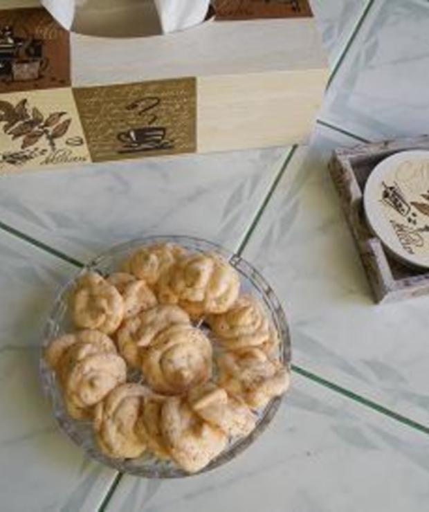 Ciasteczka kokosowe - Ciastka