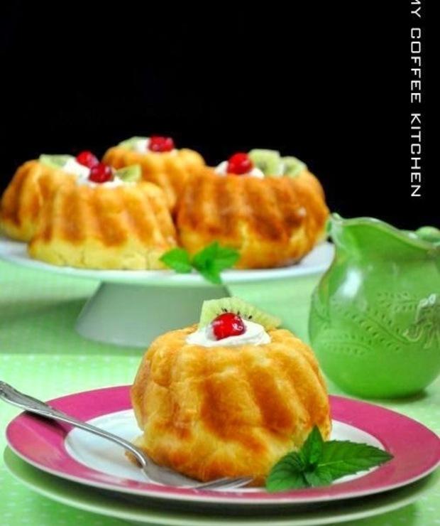 Babeczki ponczowe - Muffiny i babeczki