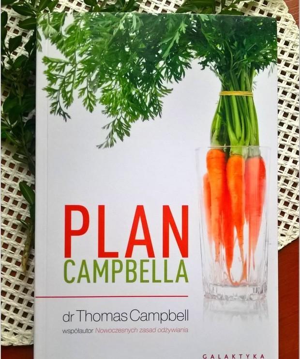 Plan Campbella. Wyd. Galaktyka. Recenzja - Produkty