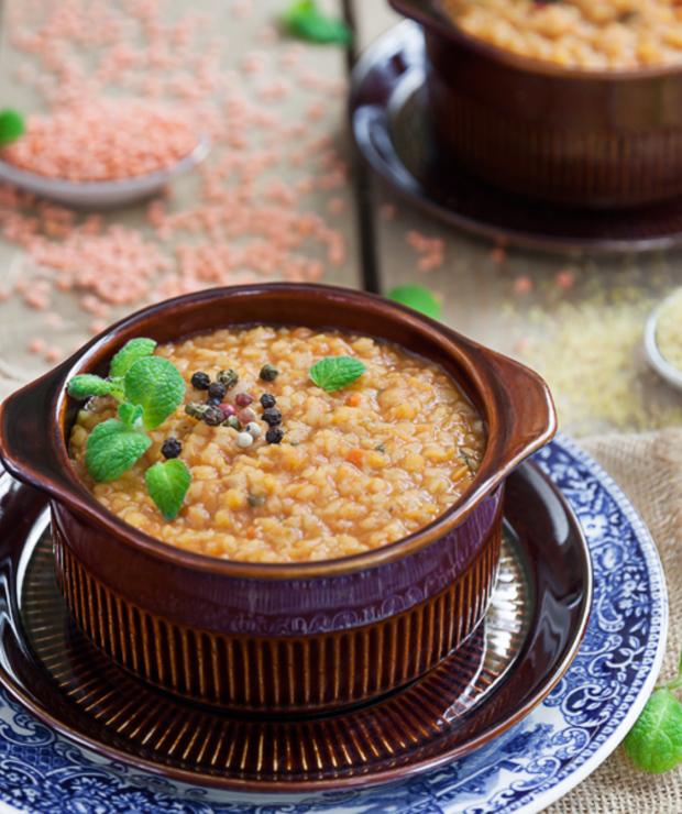 Turecka Zupa Z Czerwonej Soczewicy I Bulguru Targ Smaku