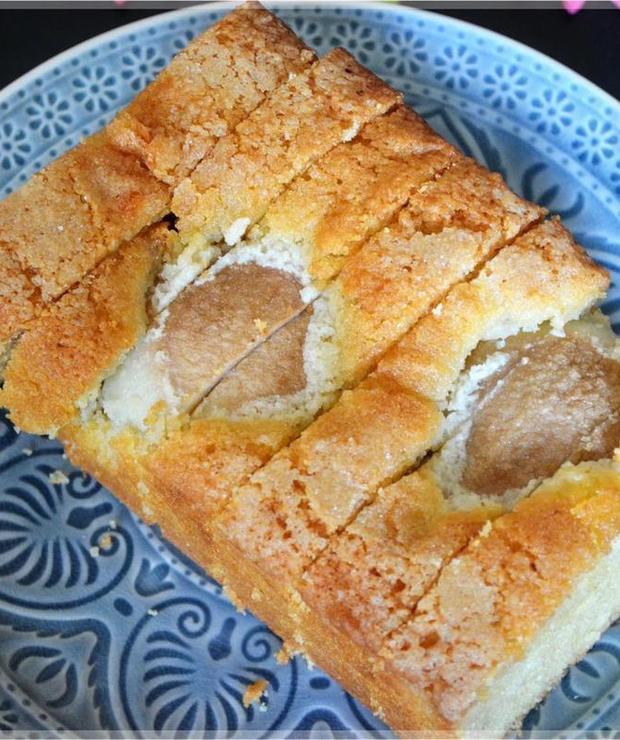 Ciasto migdałowe z gruszkami - Inne