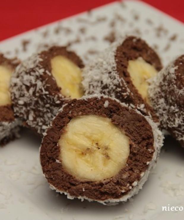 Banany w czekoladzie - Inne