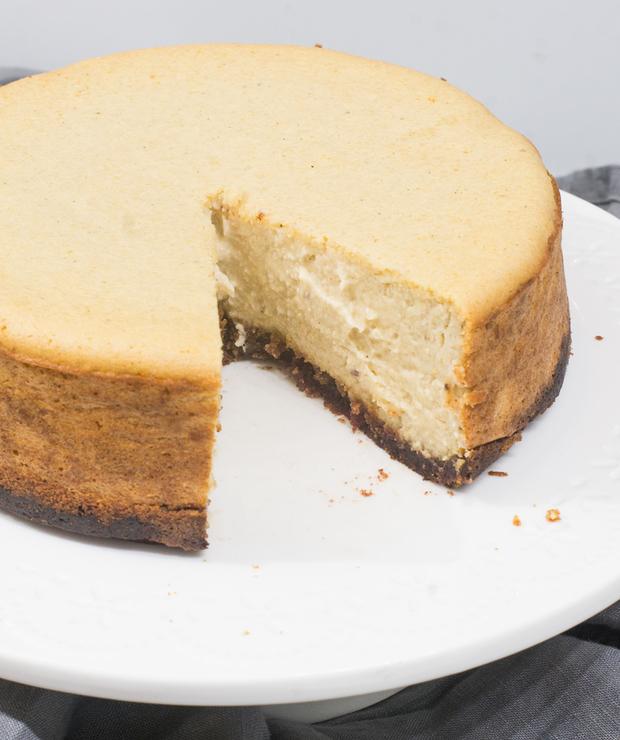 Roślinny sernik – najlepszy Świecie - Desery i ciasta