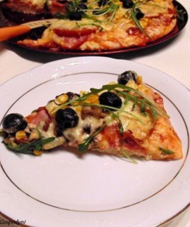 Pizza starowiejska - Pizza i calzone