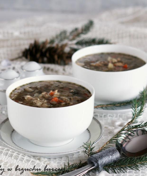 Wielkopolska zupa z karpia - Inne