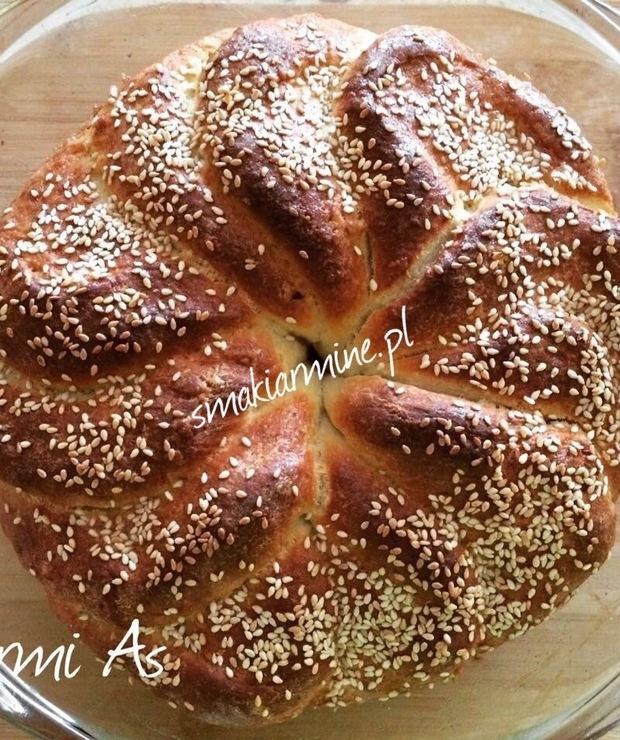 Odrywany chlebek serbski - Chleby