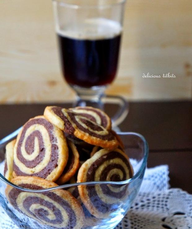 Zakręcone ciasteczka - Ciastka