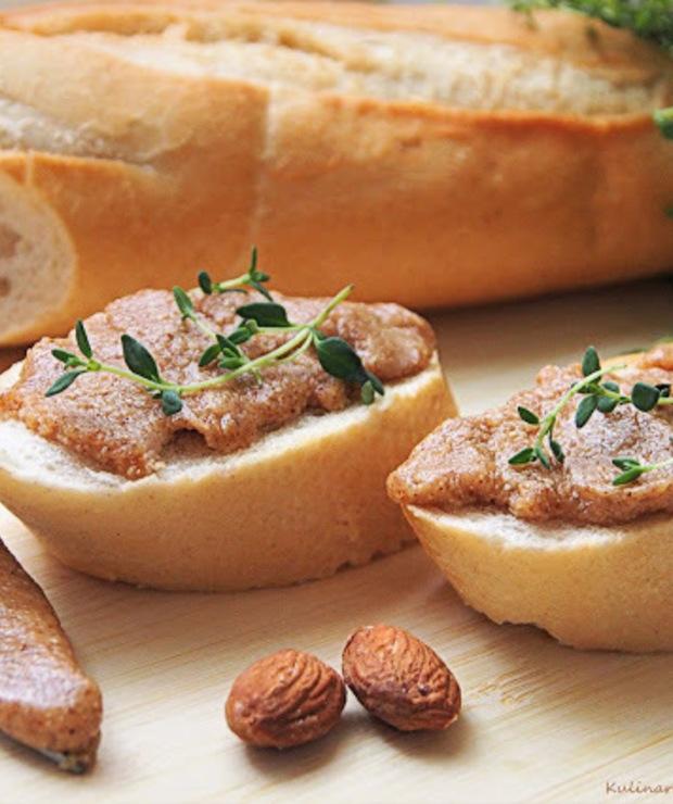 Amlou - marokańskie masło migdałowe - Inne