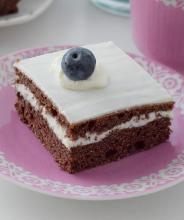 Przepis #62 FIT ciasto WZ - Desery i ciasta