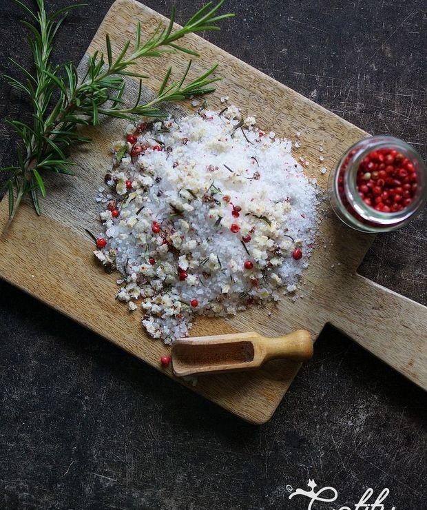 Sól ziołowa z rozmarynem - Inne
