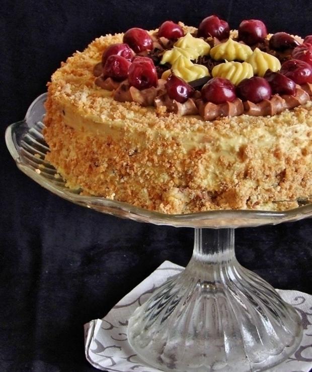 tort w starym stylu… - Torty